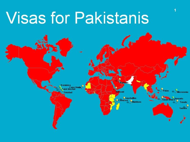 visa-on-arrival-on-pakistani-passport