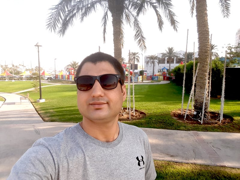 Abdul Wali in Old Doha City