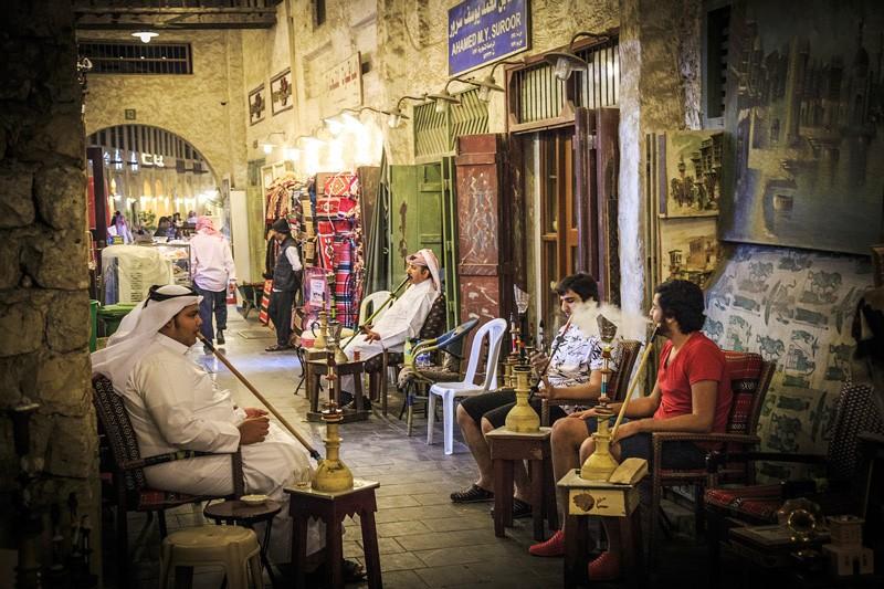 souq-waqif-doha-qatar