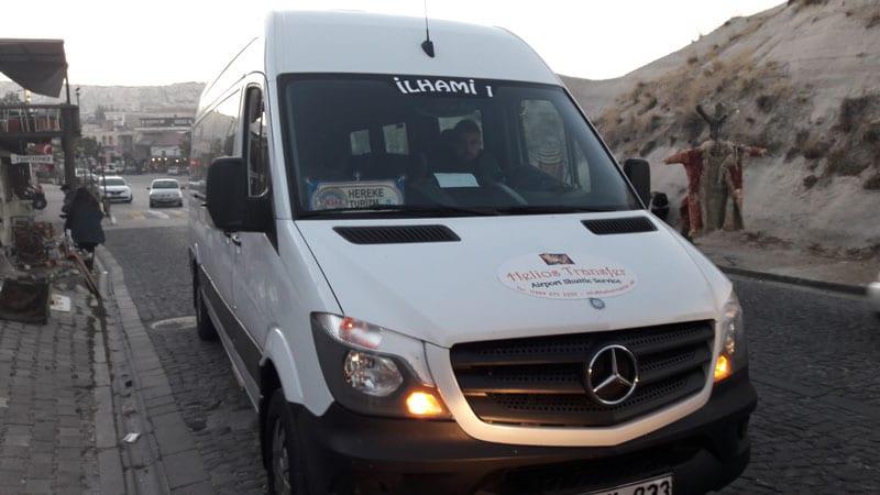 shuttle-service-in-cappadocia
