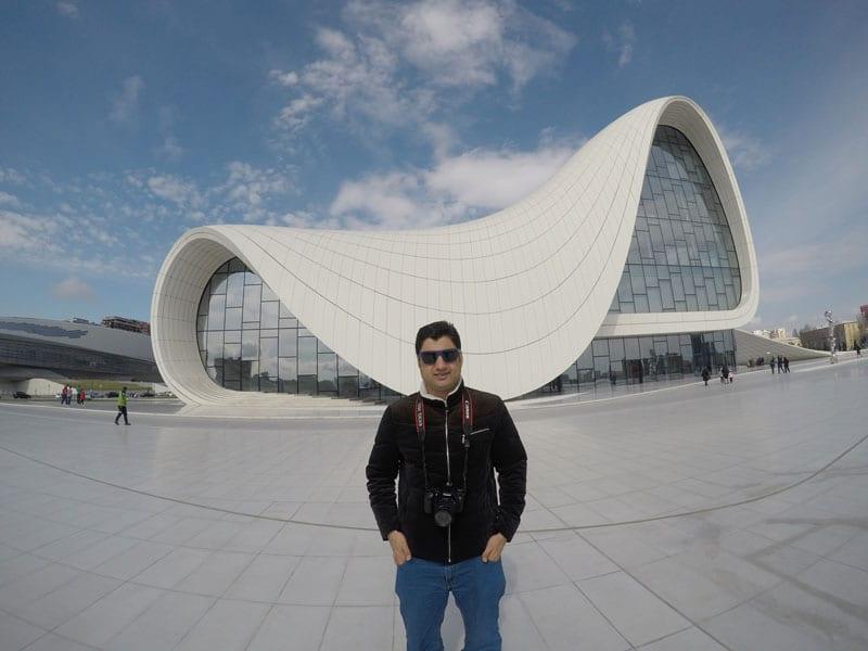 Heydar-Aliyev-Center