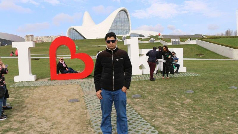 I-love-Baku-Sign
