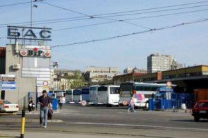 belgrade bus station
