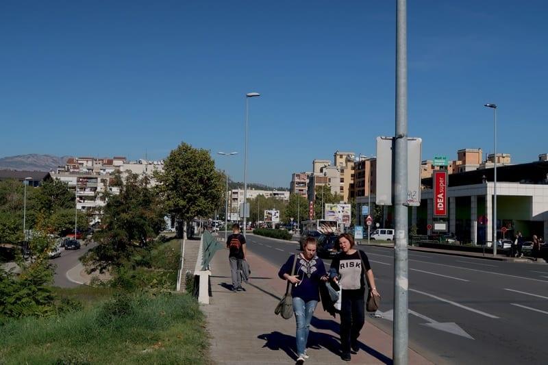 podgorica-street-montenegro