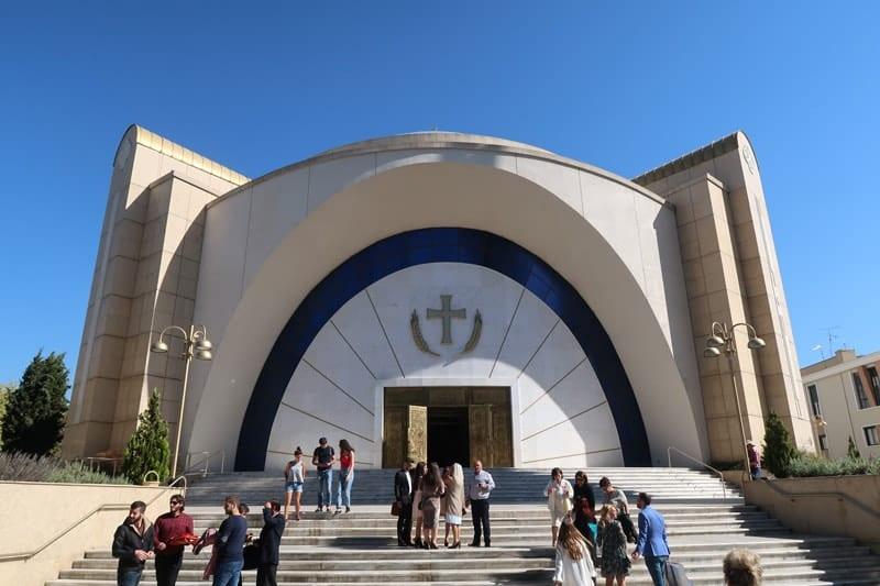 tirana-church