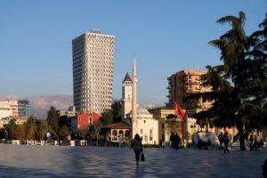 tirana-city-center-square