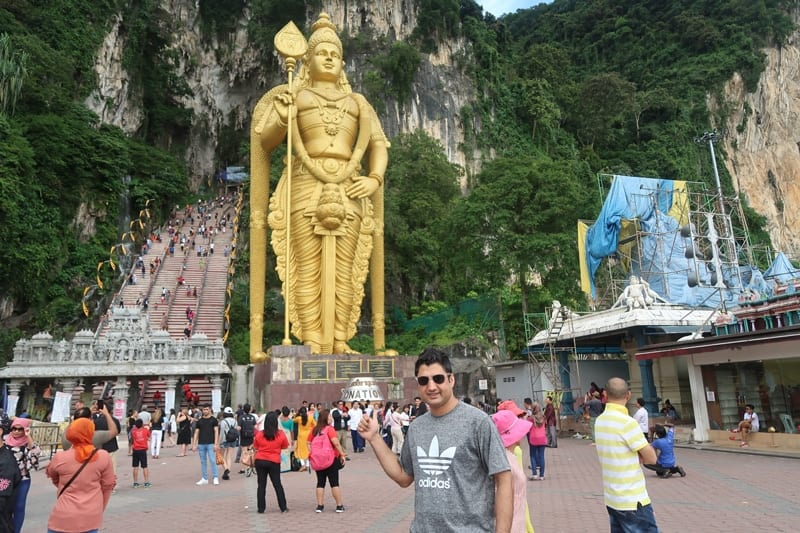 Travel guide to batu caves
