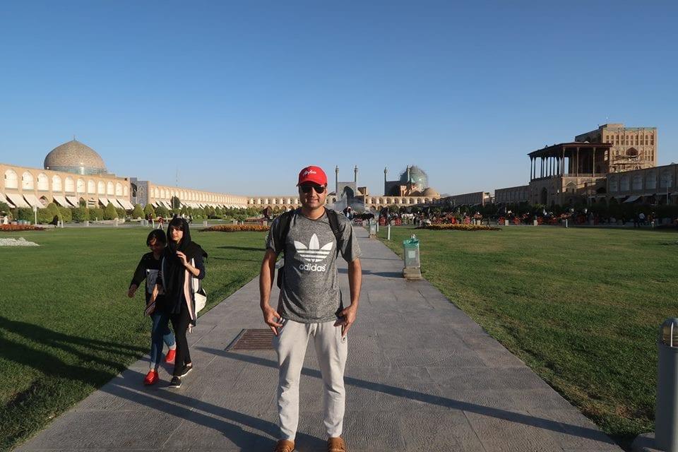 isfahan city iran