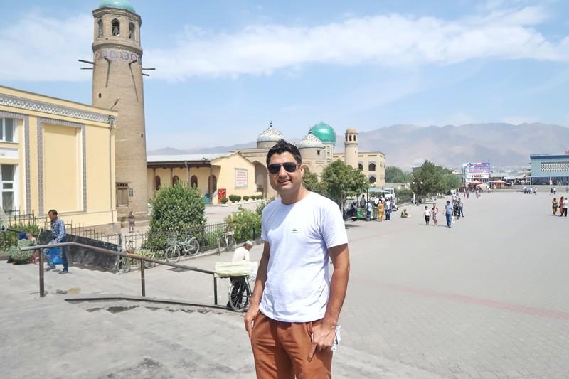 Abdul Wali in Tajikistan