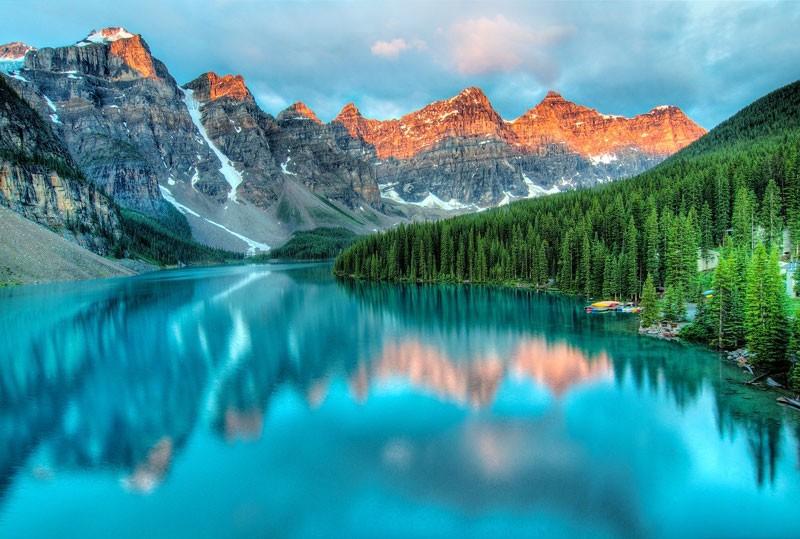Alberta Lake, Canada